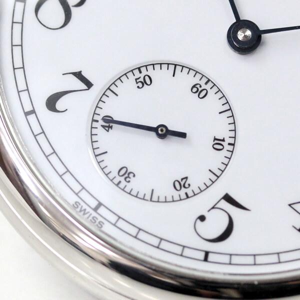 ウォルサム懐中時計のスモールセコンド