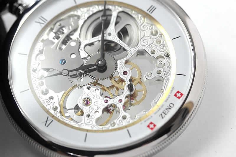 スイスブランド ZENO ゼノ 時計