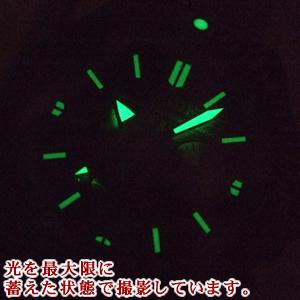 KENTEX腕時計 陸所自衛隊モデル蓄光塗料
