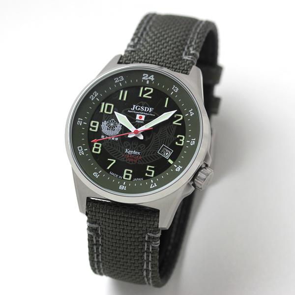 s715m01 ケンテックス Kentex 陸上自衛隊 ソーラースタンダード ソーラー 腕時計