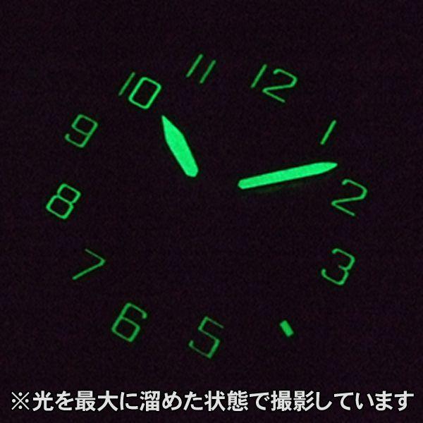 蓄光 時計の文字盤