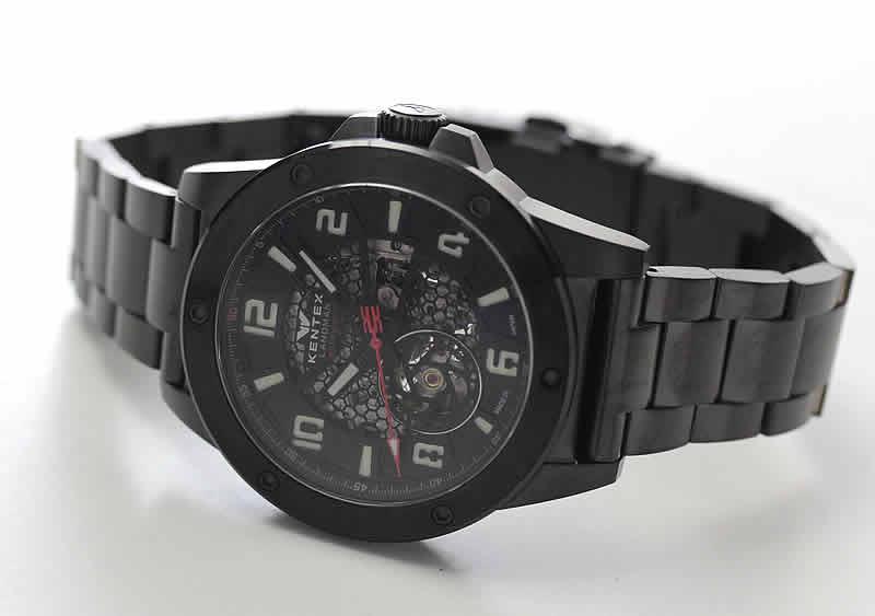 ケンテックス 日本 ブランド 腕時計