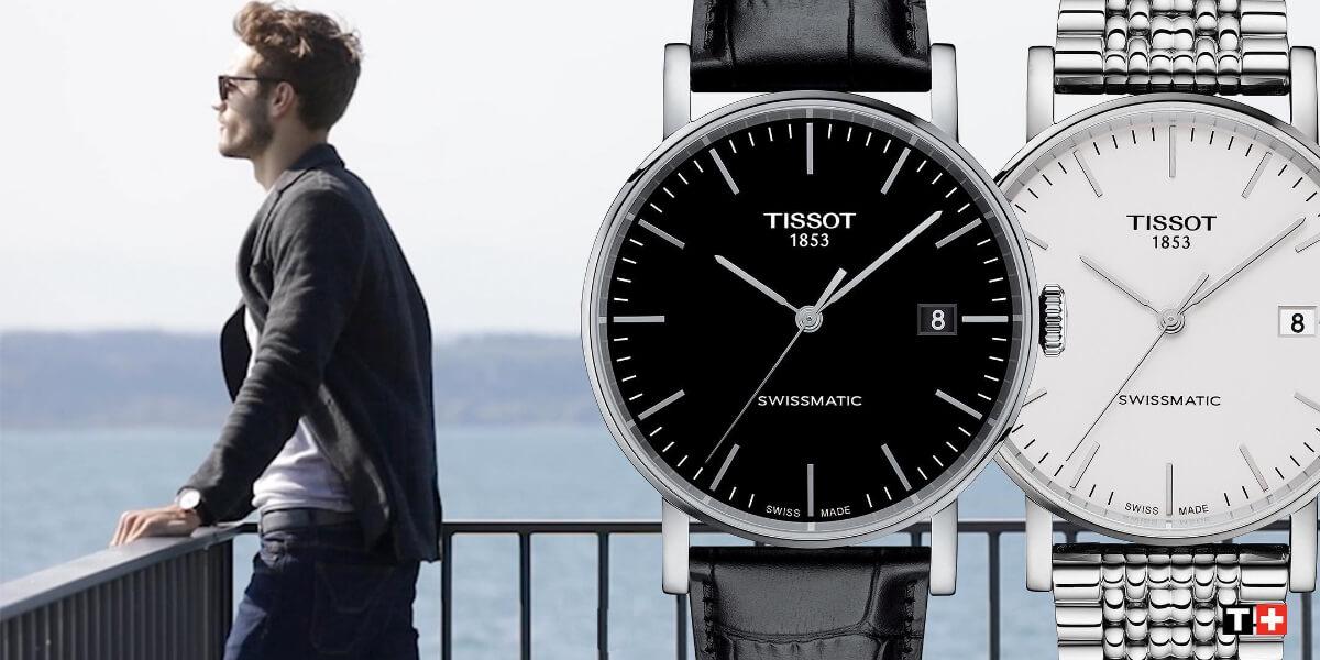 TISSOT(ティソ) 腕時計 エブリタイム 新作 クリスマスプレゼント 彼氏 社会人 大学生