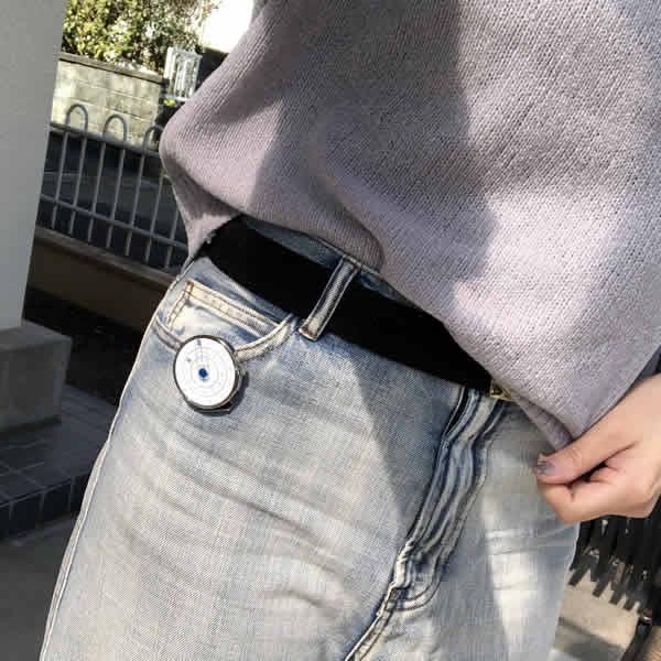 ベルト交換も簡単にできるプレゼントにオススメの腕時計。