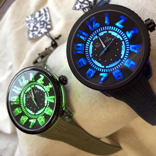 Tendence(テンデンス)腕時計 ペアも人気