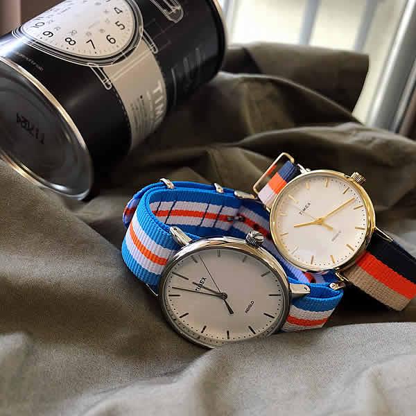 TIMEX アメリカブランド 腕時計