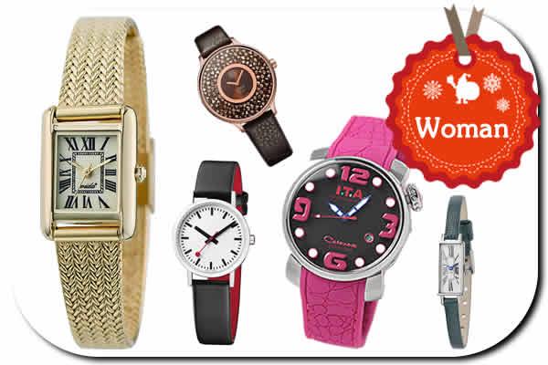 女性 彼女 奥様へのクリスマスプレゼント 腕時計