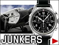ドイツのパイロットウォッチ系ブランドユンカース