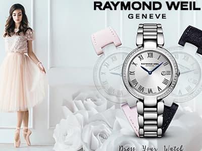 RAYMOND WEIL(レイモンドウェイル)腕時計 クリスマスプレゼント