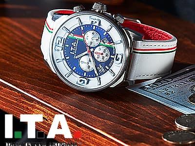 I.T.A.(アイティーエー)腕時計 クリスマスプレゼント