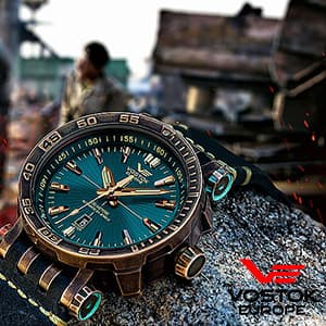 VOSTOK EUROPE ボストーク ヨーロッパ腕時計 クリスマスプレゼント