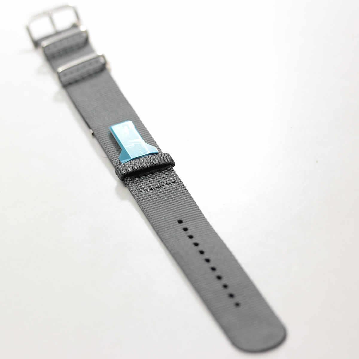 klokers(クロッカーズ) 腕時計用ベルト ナイロン