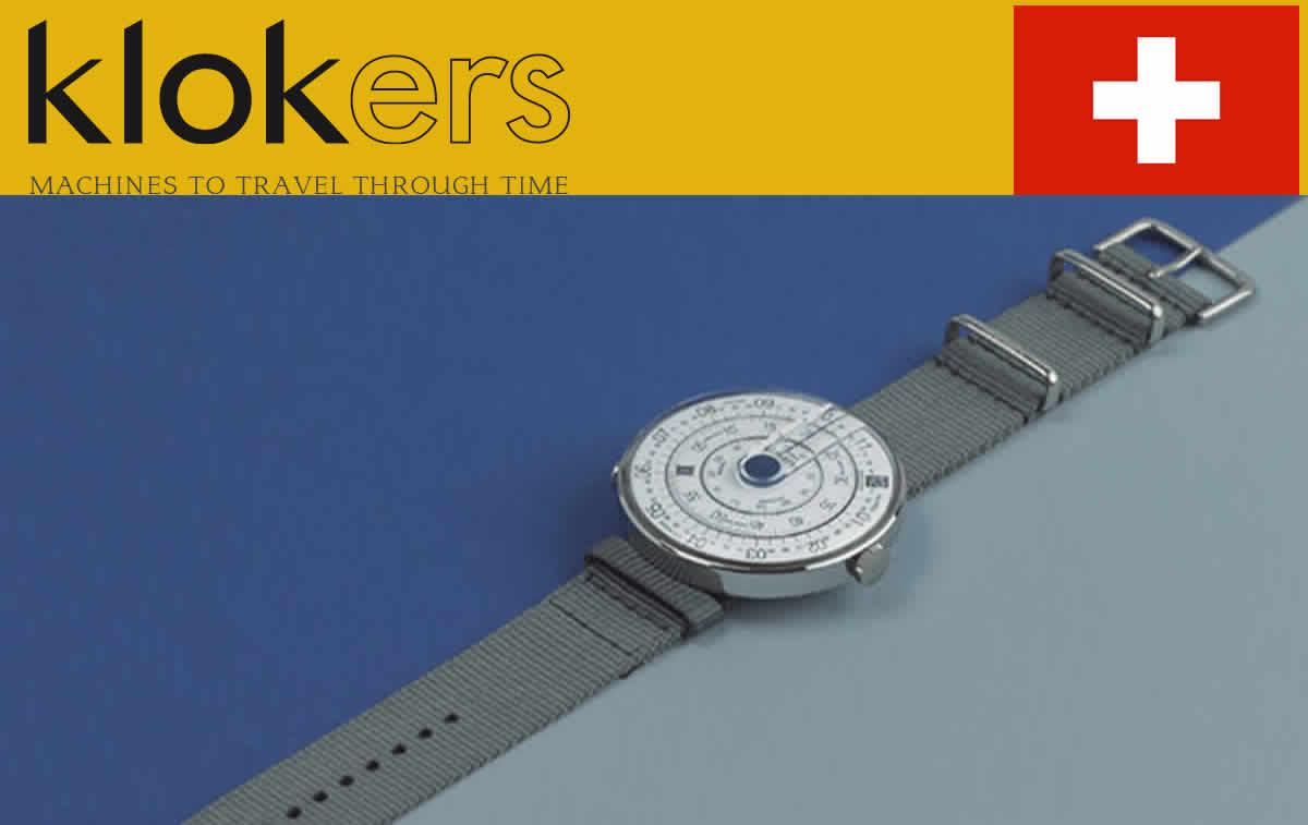 klokers クロッカーズ 腕時計