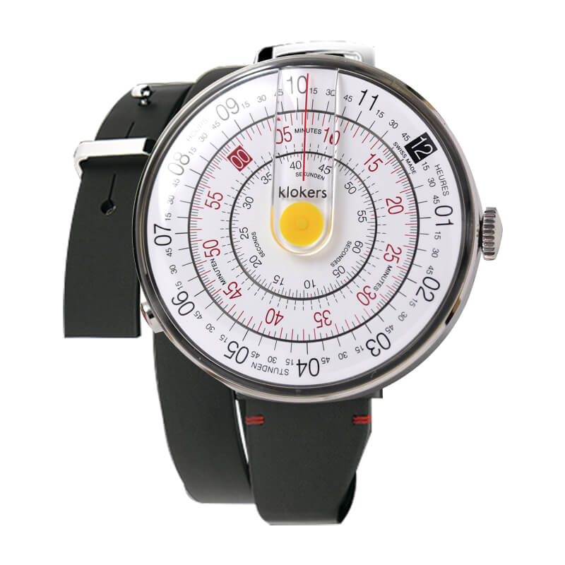klokers(クロッカーズ) KLOK08D1 腕時計とklokers(クロッカーズ) 腕時計用ベルト セット