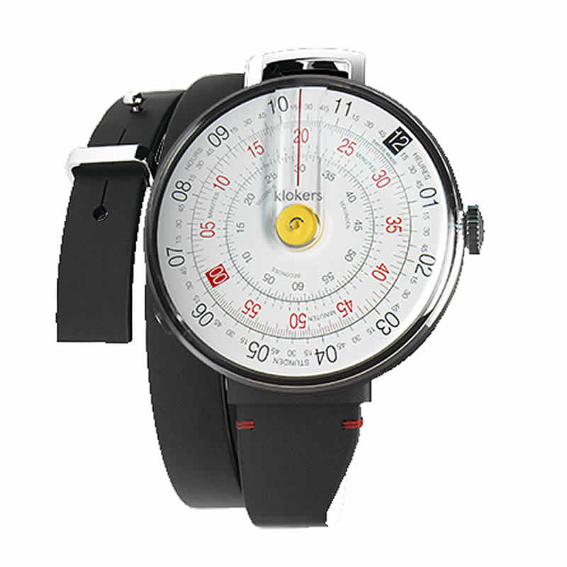klokers(クロッカーズ) KLOK-01-D1 腕時計とklokers(クロッカーズ) 腕時計用ベルト セット