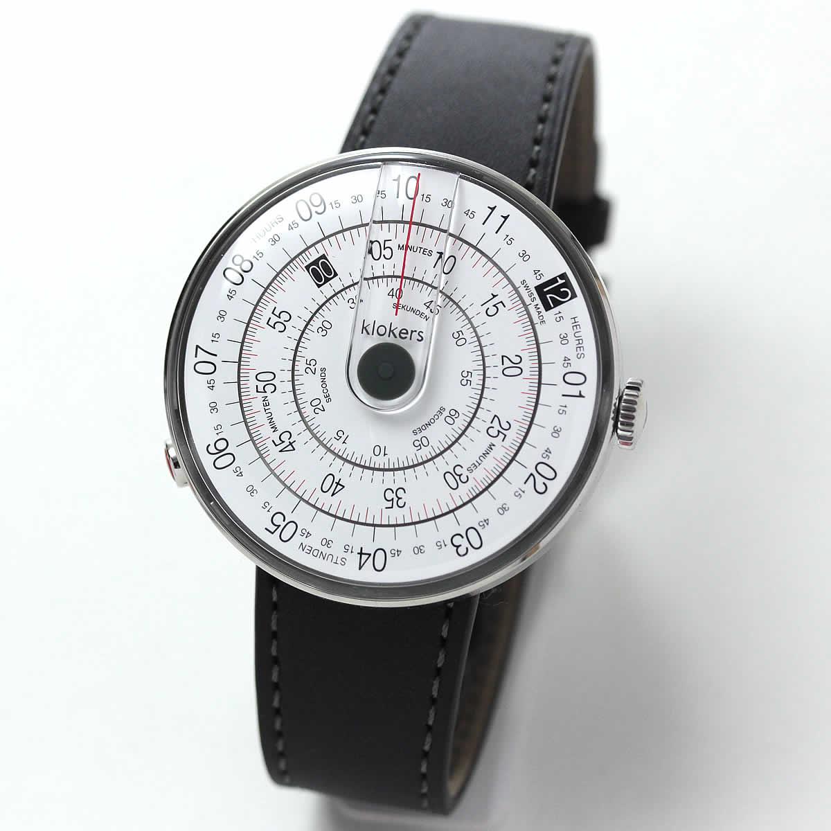 クローカーズの時計