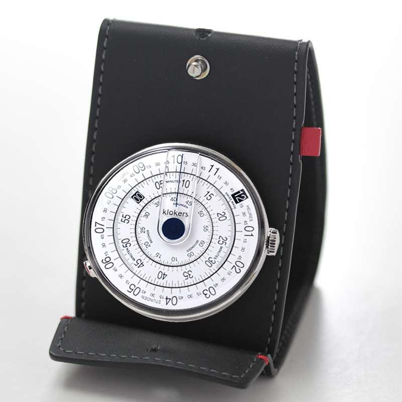 klokers クロッカーズ クローカーズ 時計  klok01d1 革ケースとセット