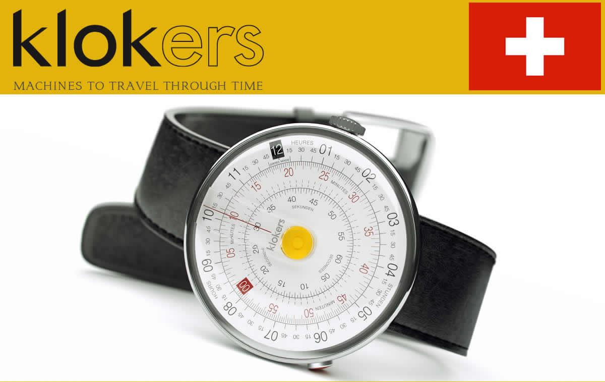 klokers クローカーズ 腕時計