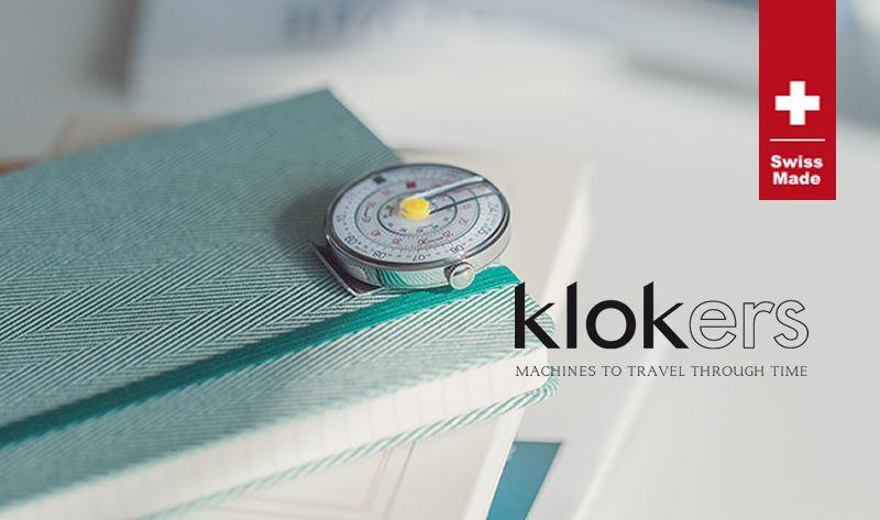klokers クロッカーズ クローカーズ 時計 ウォッチ クリップ KPART-01-C2