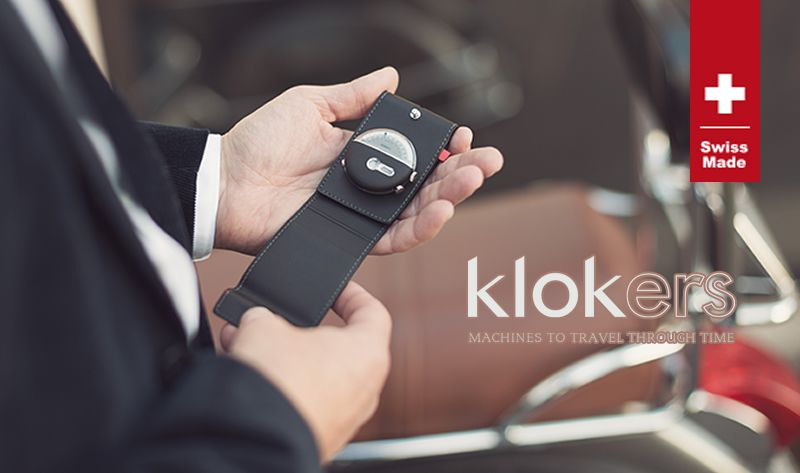 klokers クロッカーズ クローカーズ 時計 ウォッチ 革ケース KPART-01-C2