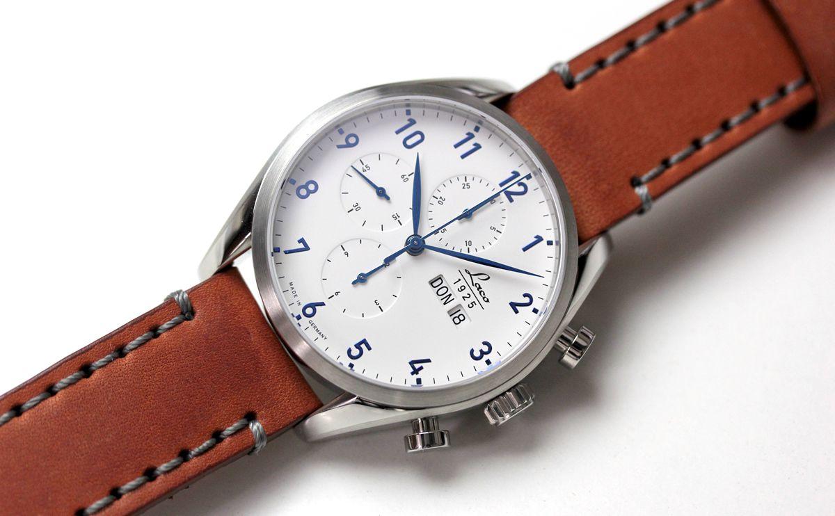 ラコ 腕時計 メンズタイプ