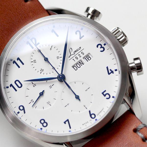 861584 腕時計 風防はサファイアガラス