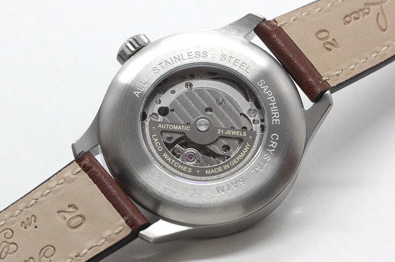 MIYOTA821 自動巻き腕時計