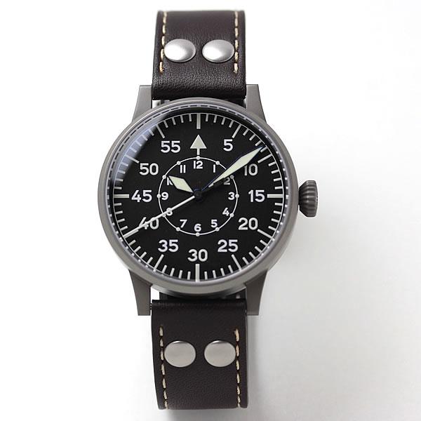 ラコ(Laco) 自動巻き パイロットウォッチLaco24系 パーダーボルン 861749