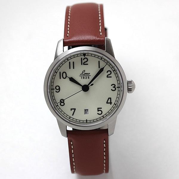 ラコ(Laco)ネイビー 腕時計