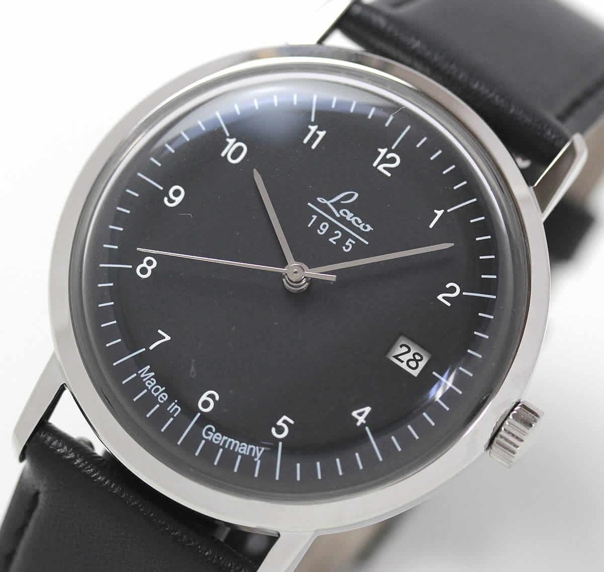 ドイツ ラコ Laco 腕時計