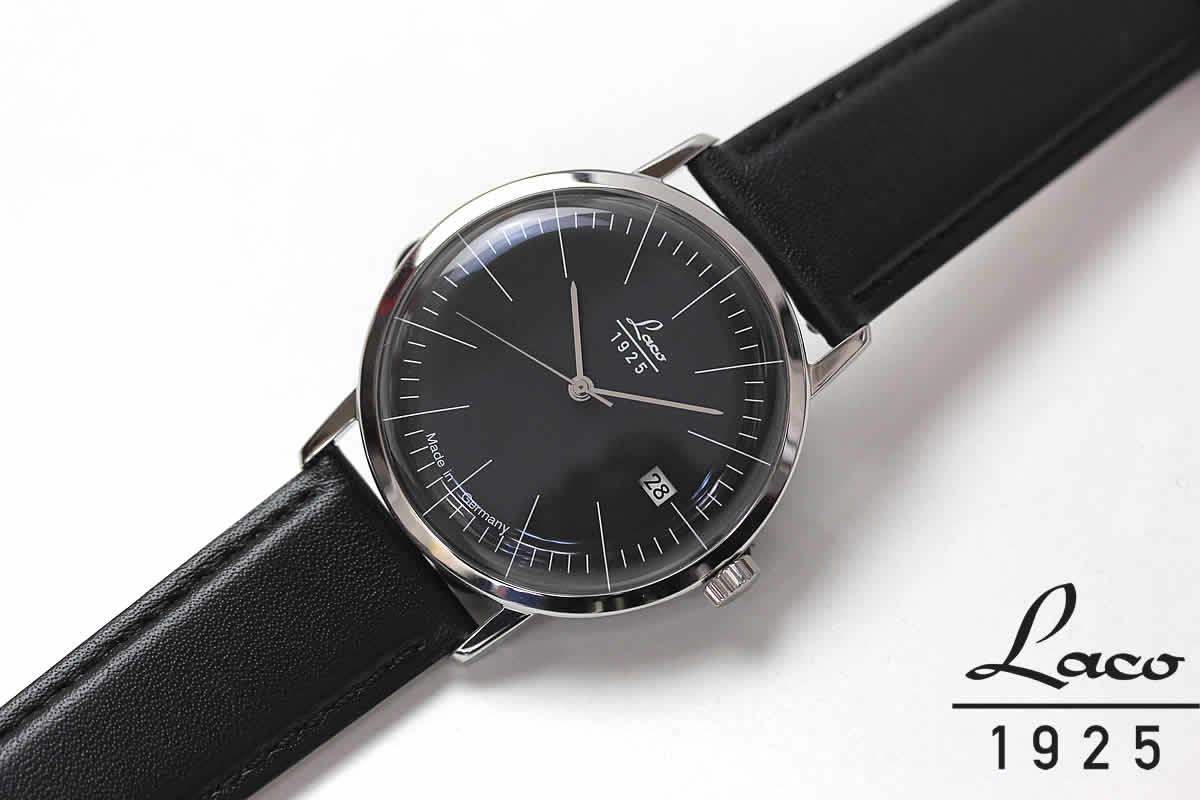 Laco ラコ バウハウス 腕時計