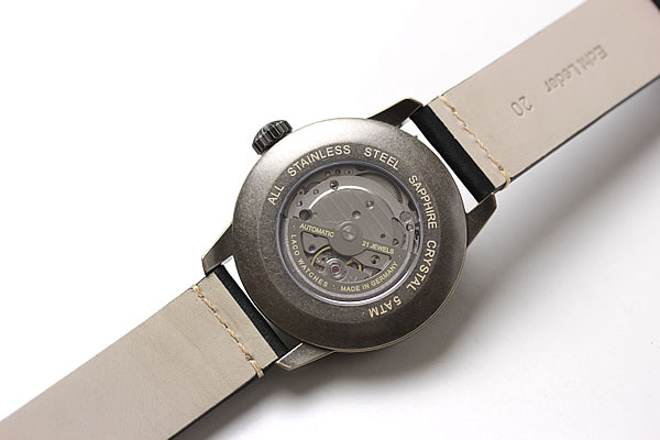 MIYOTA 自動巻き ラコ 腕時計