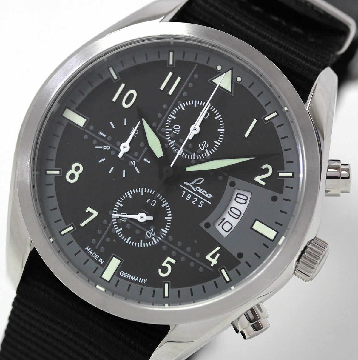 ドイツ ラコ 腕時計