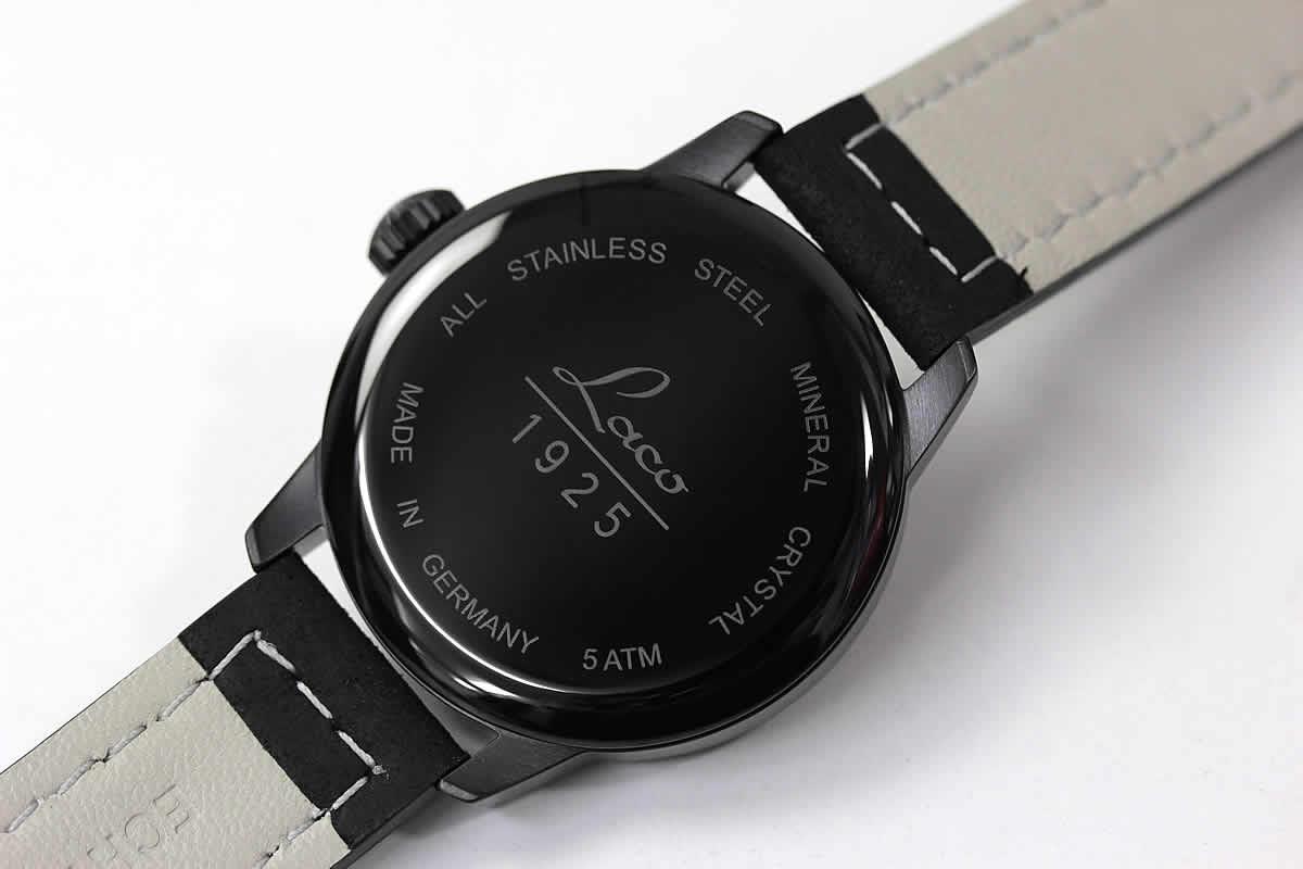 時計 裏ぶた 文字刻印 時計