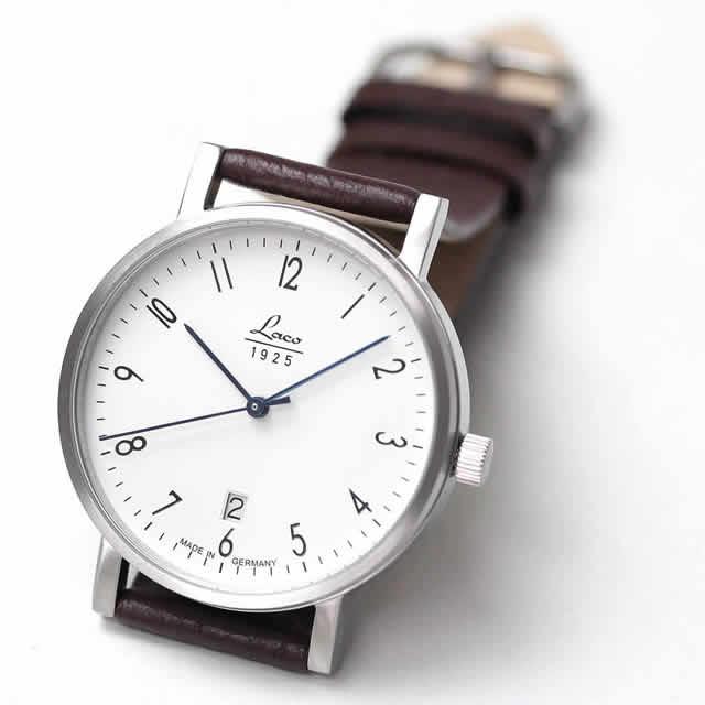 ラコ 自動巻き オートマティック 腕時計