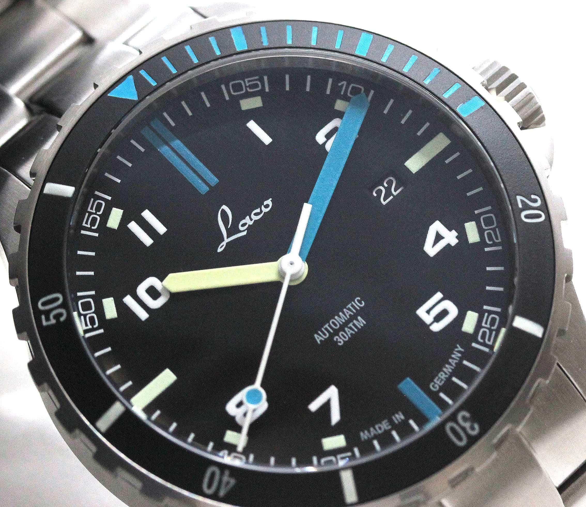 ラコ ドイツブランド 腕時計