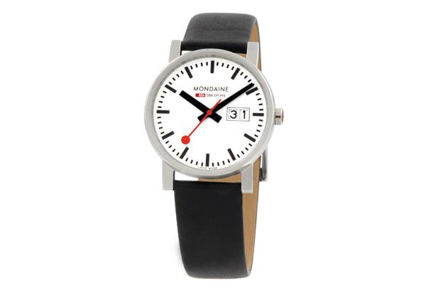 モンディーン(MONDAINE)腕時計 エヴォ クロノグラフ A669.30300.11SBB