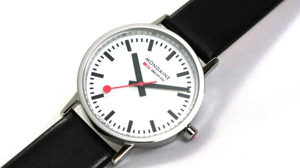 モンディーン 腕時計 クラシック メンズ A660.30314.11SBB