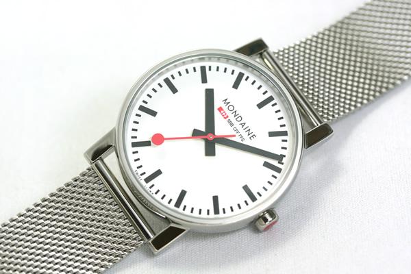 モンディーン 腕時計 エヴォ メンズ A658.30300.11SBV