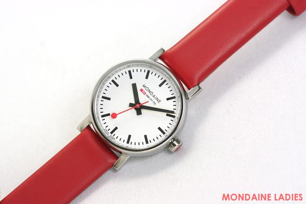 モンディーン 腕時計 エヴォ ビッグサイズ A627.30303.11SBB