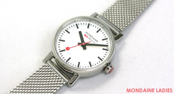 モンディーン 腕時計 エヴォ レディース A658.30301.11SBV