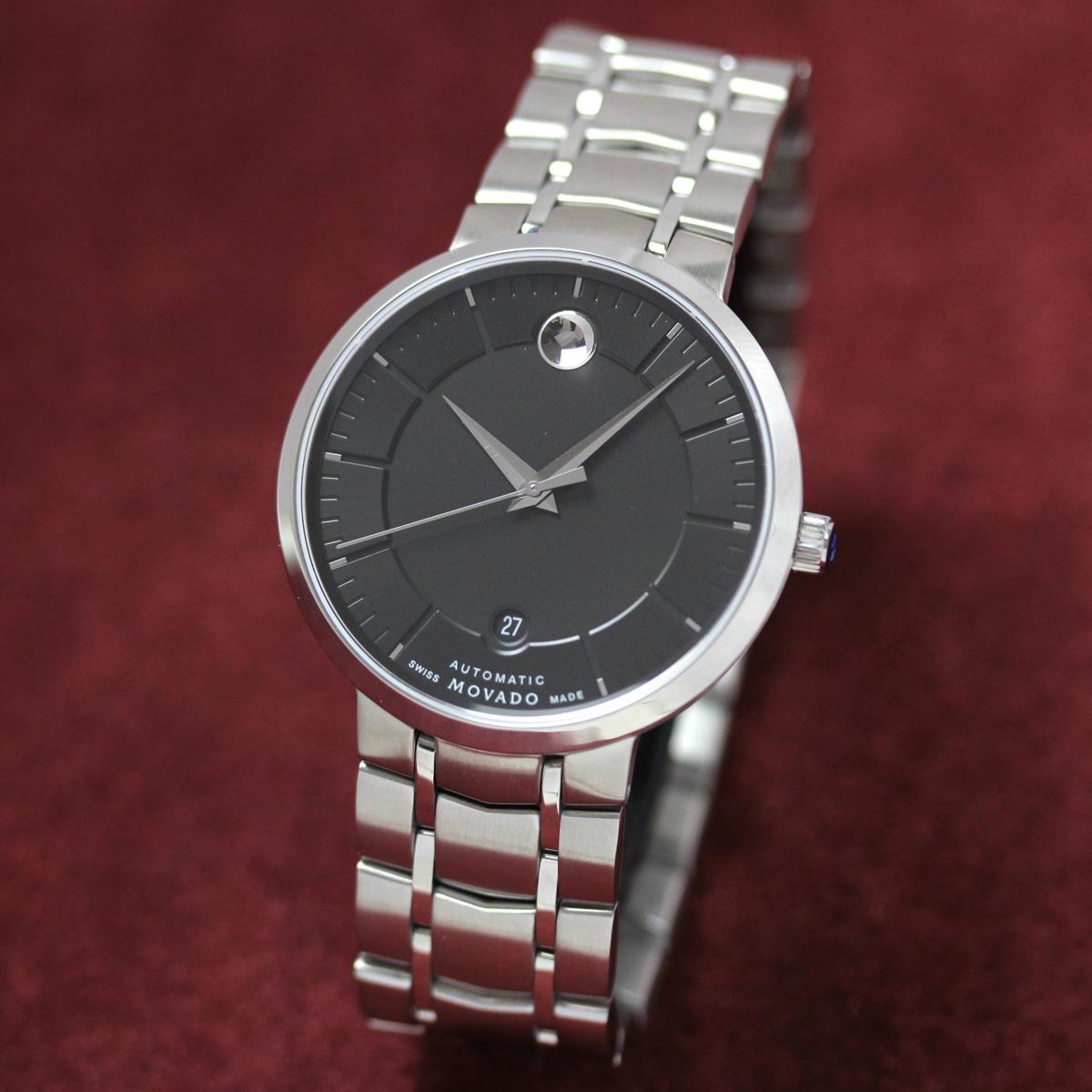 モバード 自動巻き 男性用腕時計m06069148103s