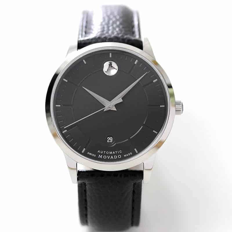 モバード 自動巻き 男性用腕時計m06068738103l