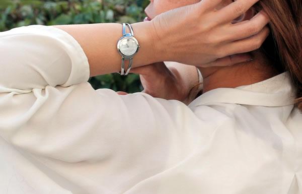 モバード 腕時計 レディースウォッチ