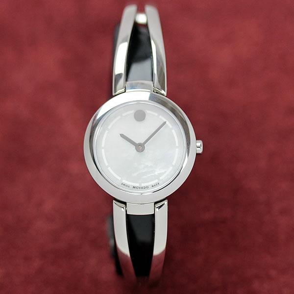 MOVADO(モバード)AMOROSA Duo(アムローサ デュオ)女性用腕時計 M84.110.901.S