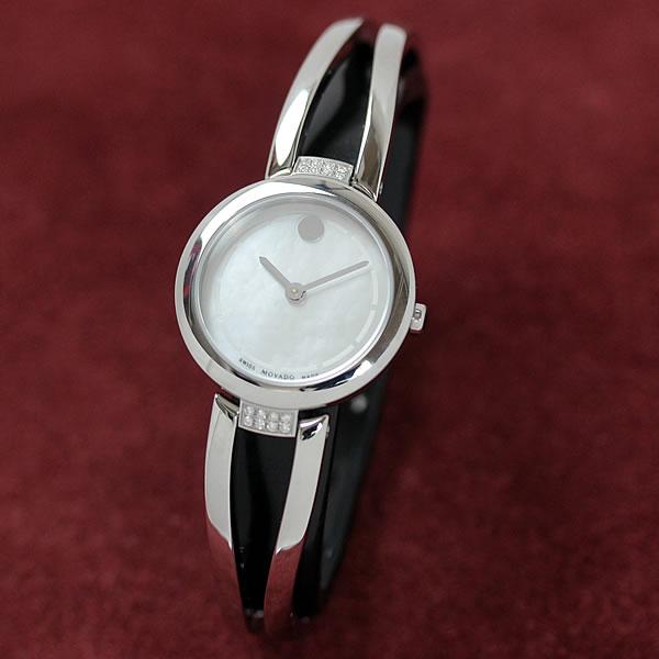スイス時計 MOVADO アムローサ Duo