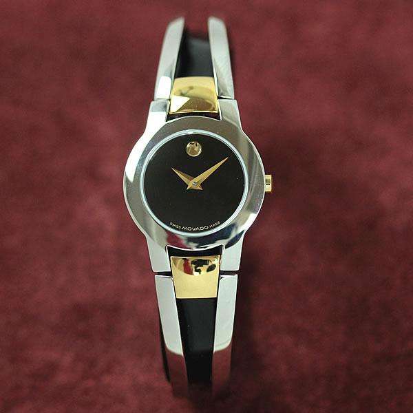 MOVADO(モバード)AMOROSA(アムローサ)女性用腕時計 M84.412.E4C.A
