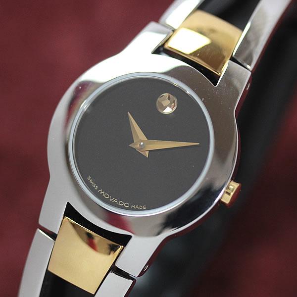 スイス時計 MOVADO モバード 女性用