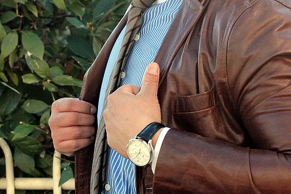 エレガント 男性用 腕時計 メンズ