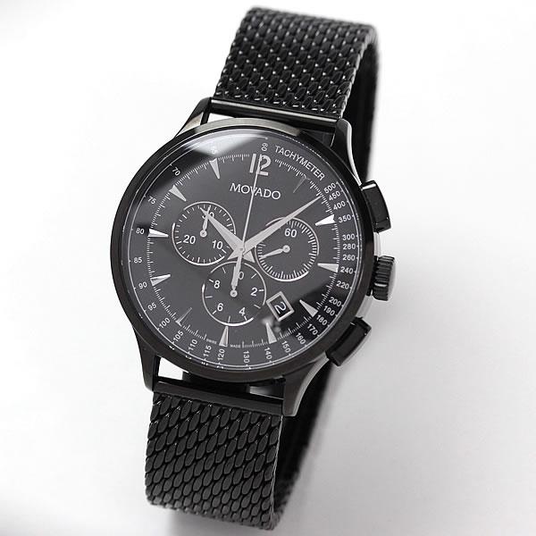 MOVADO メンズ クロノグラフ 腕時計